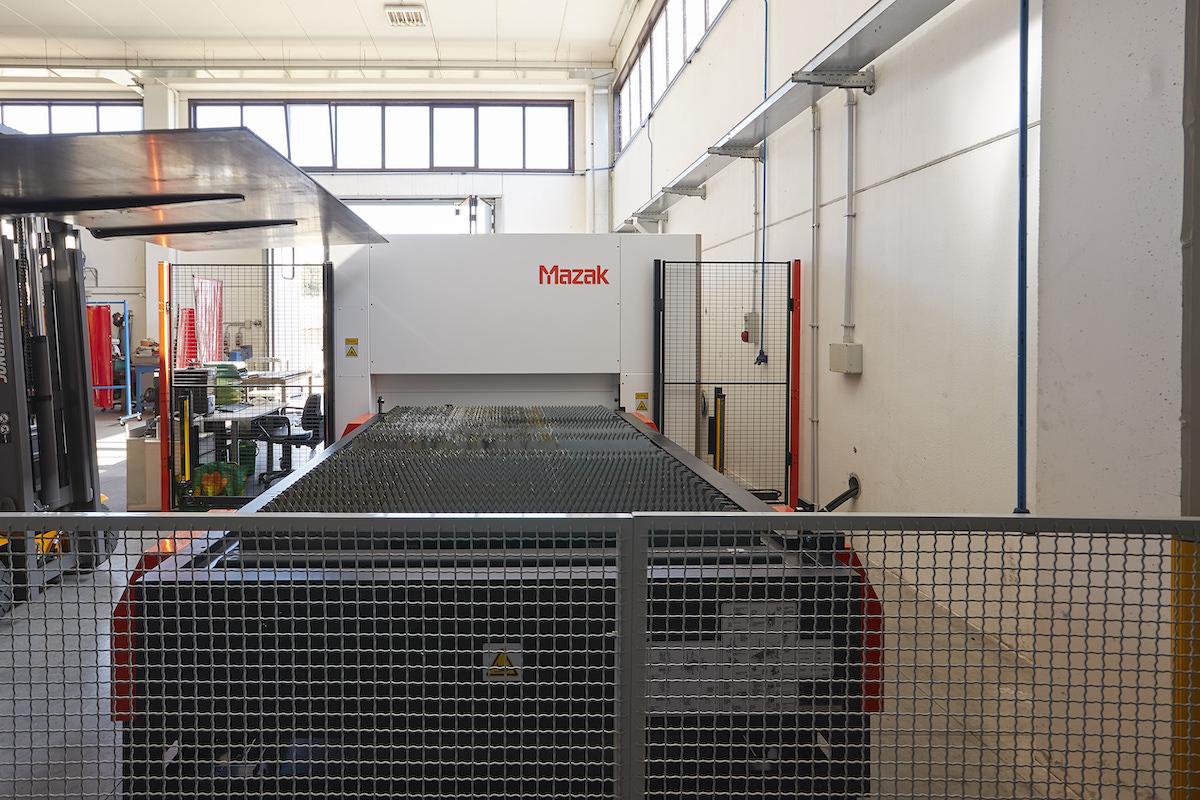 Produzione Orion Meccanica
